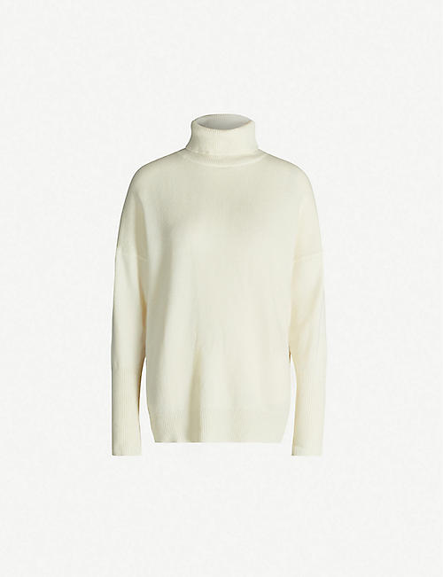 CHINTI AND PARKER: Turtleneck cashmere jumper