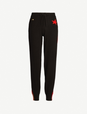 BELLA FREUD Billie cashmere jogging bottoms
