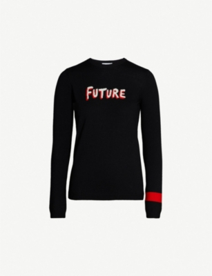 BELLA FREUD Future wool jumper