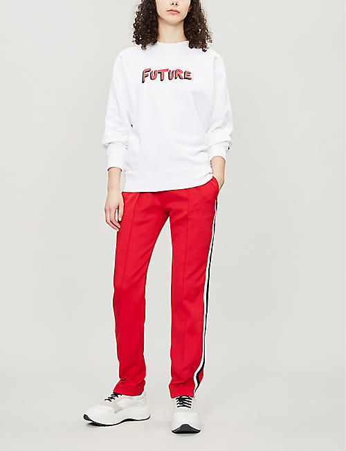 BELLA FREUD Future cotton sweatshirt