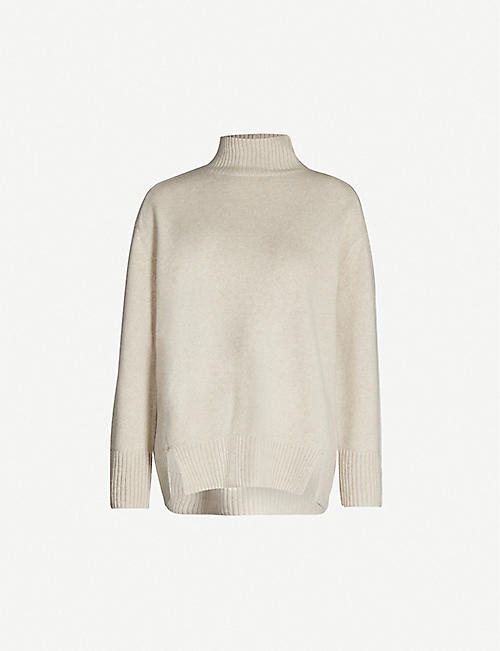VINCE Turtleneck cashmere jumper