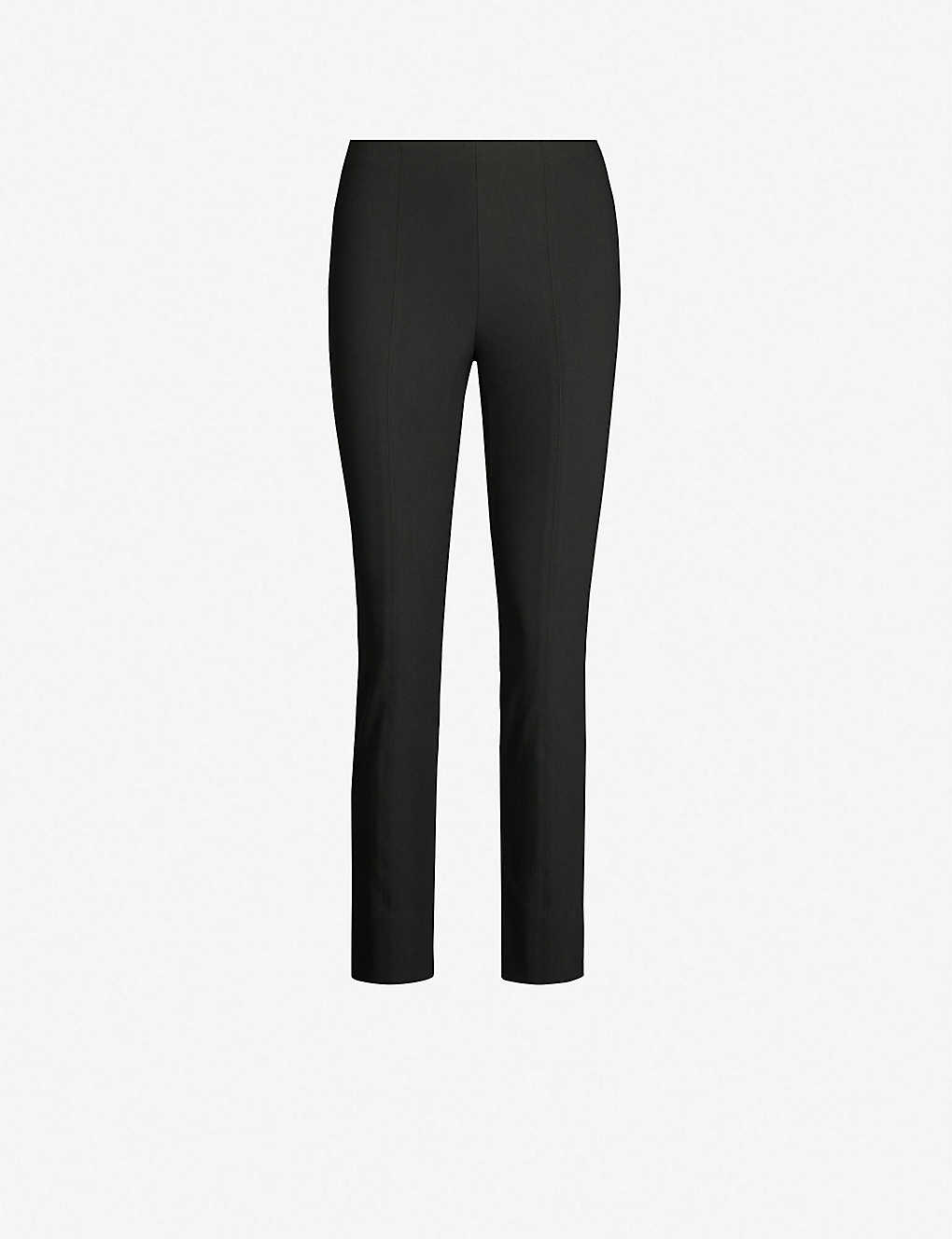 VINCE: High-rise skinny stretch-jersey leggings