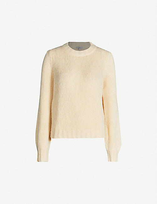 RAILS Sybil relaxed-fit wool-blend jumper