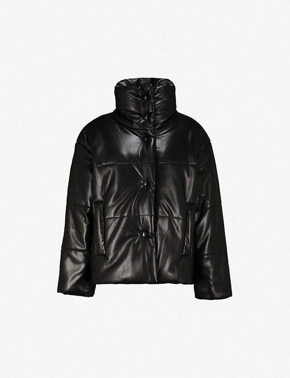 b991f18c86134f NANUSHKA - Hide faux-leather puffer jacket | Selfridges.com