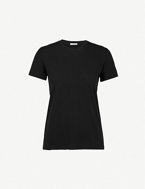 NINETY PERCENT Jenna cotton-jersey T-shirt