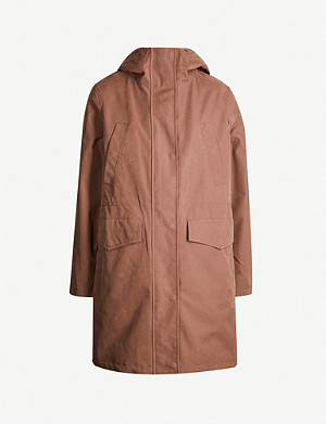 49 WINTERS The Chelsea cotton-blend jacket