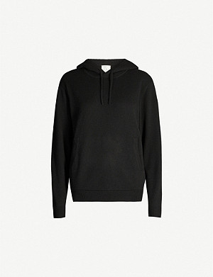 PEOPLE'S REPUBLIC OF CASHMERE Kangaroo-pocket cashmere hoody