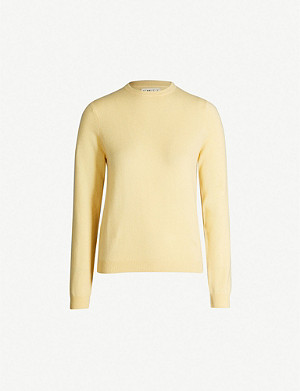 PEOPLE'S REPUBLIC OF CASHMERE Round-neck cashmere jumper