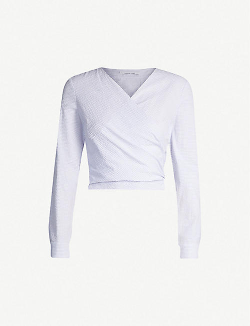 e2a6b7906b1d52 Crop tops - Tops - Clothing - Womens - Selfridges