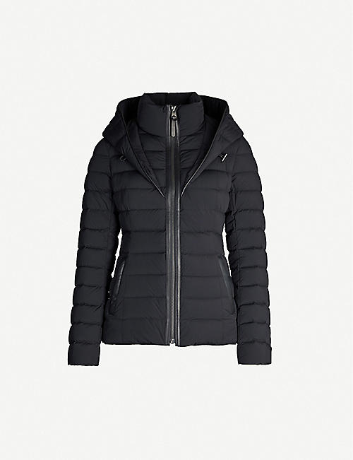 MACKAGE Andrea quilted stretch shell-down jacket