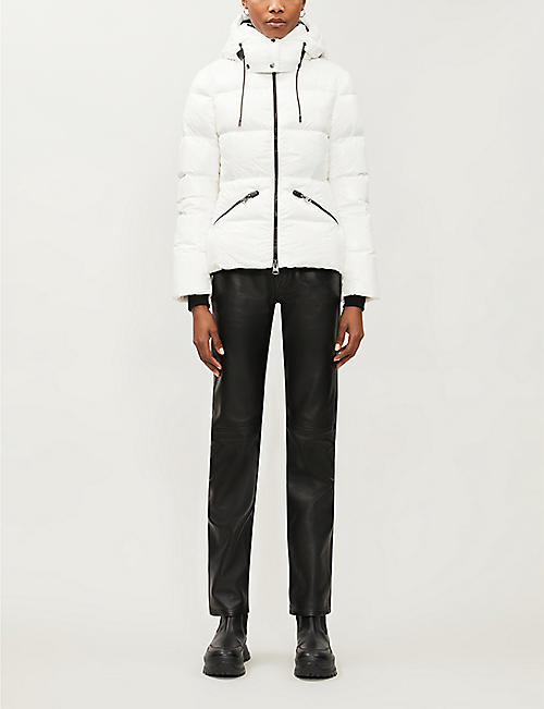 MACKAGE Madalyn quilted shell-down jacket