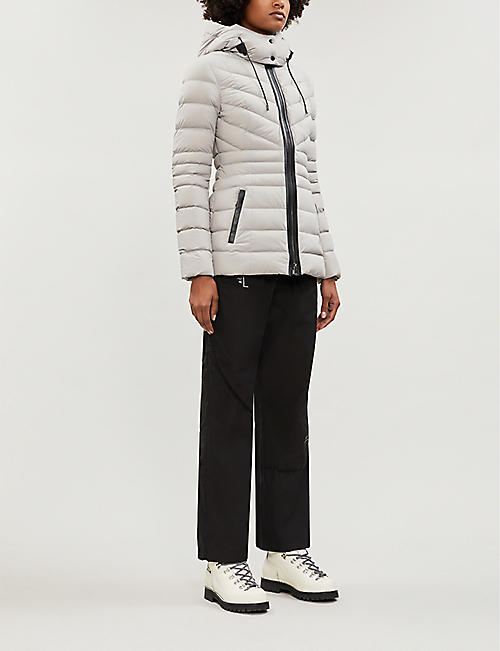MACKAGE Patsy quilted stretch shell-down coat