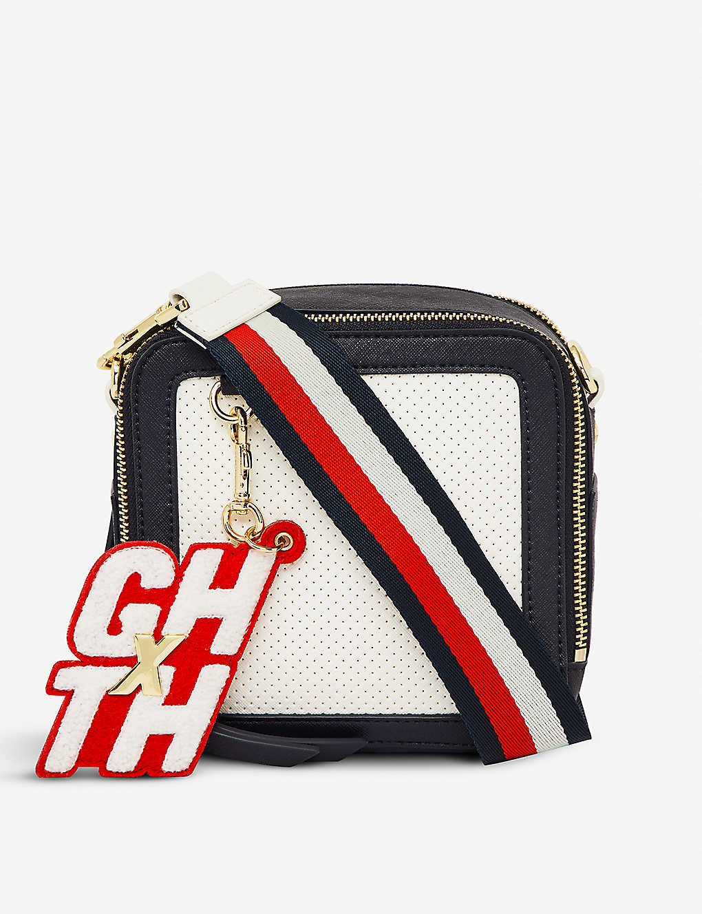 074f96515c3 TOMMY HILFIGER - Tommy Hilfiger X Gigi Hadid cross-body bag ...
