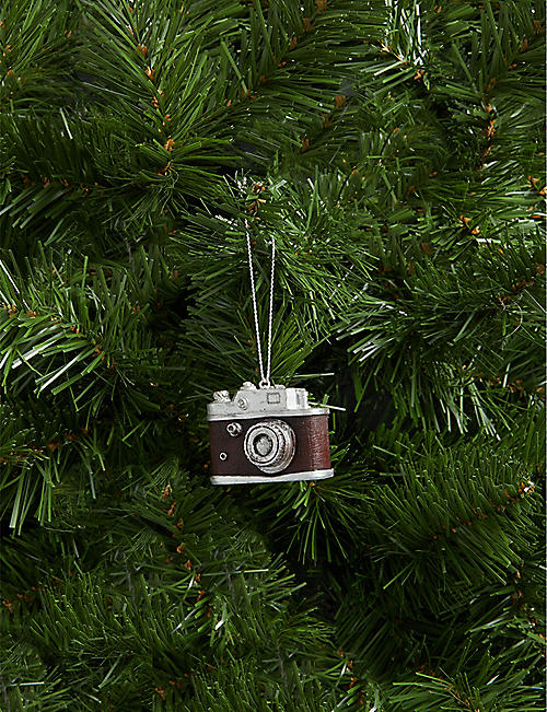 CHRISTMAS Camera Christmas tree decoration 5cm