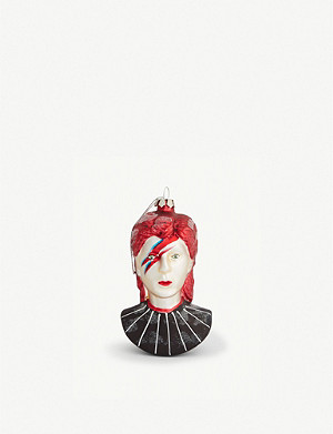 CHRISTMAS David Bowie ornament 14cm