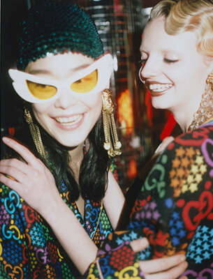 PARTY ON WITH GUCCI AT THE SELFRIDGES CORNER SHOP