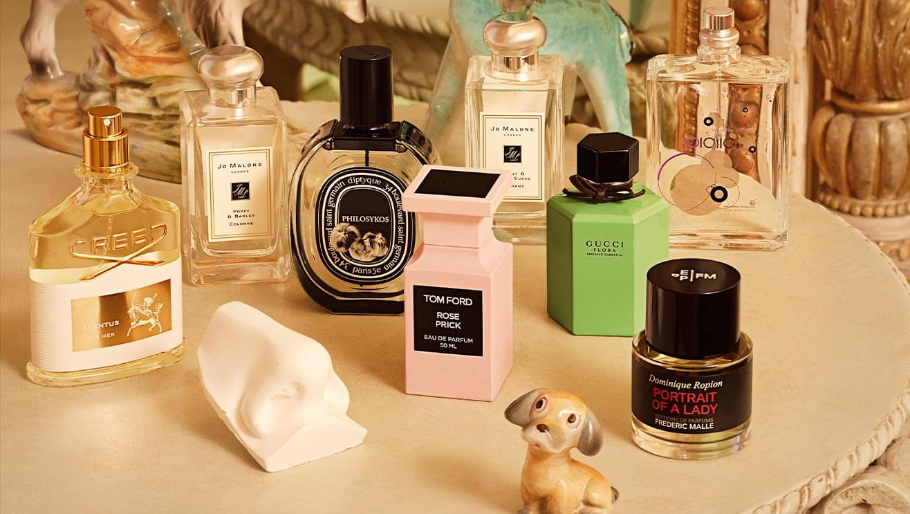 Fragrances to fall for