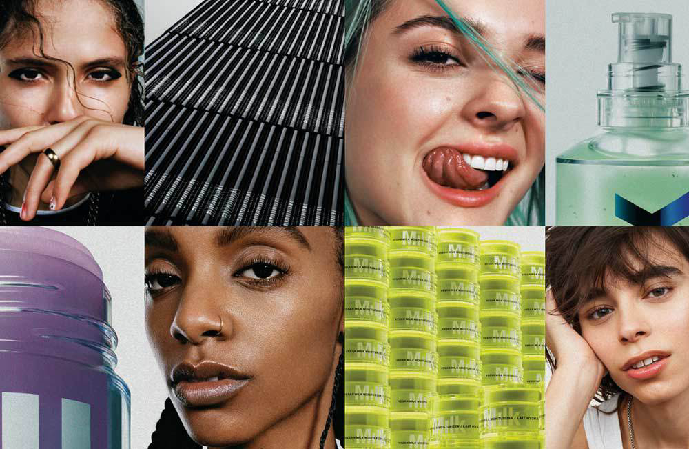 全新登场:牛奶化妆的化妆品和护肤