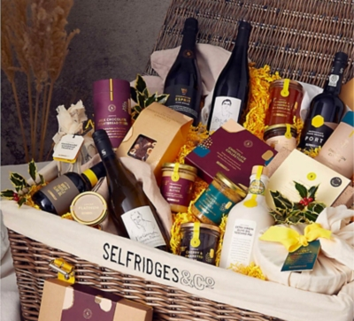 Find The Perfect Hamper For Them Selfridges Guide To