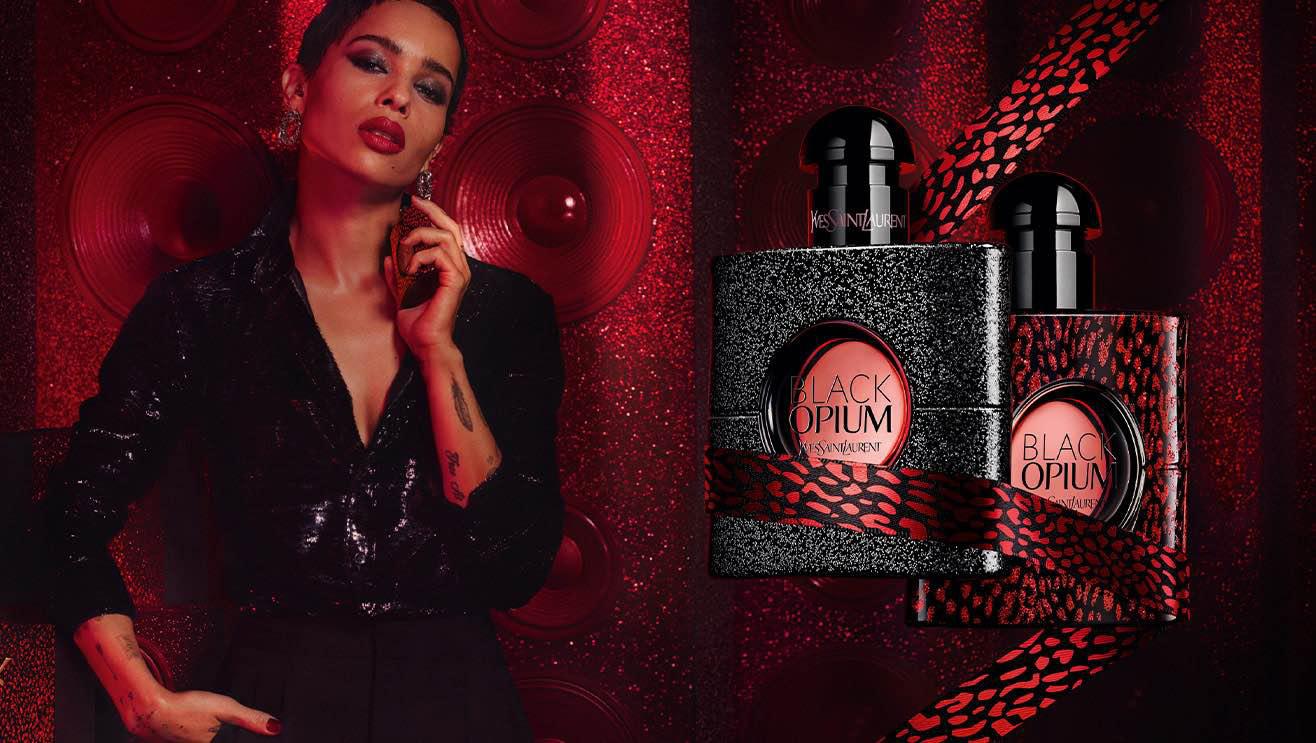 YSL fragrance