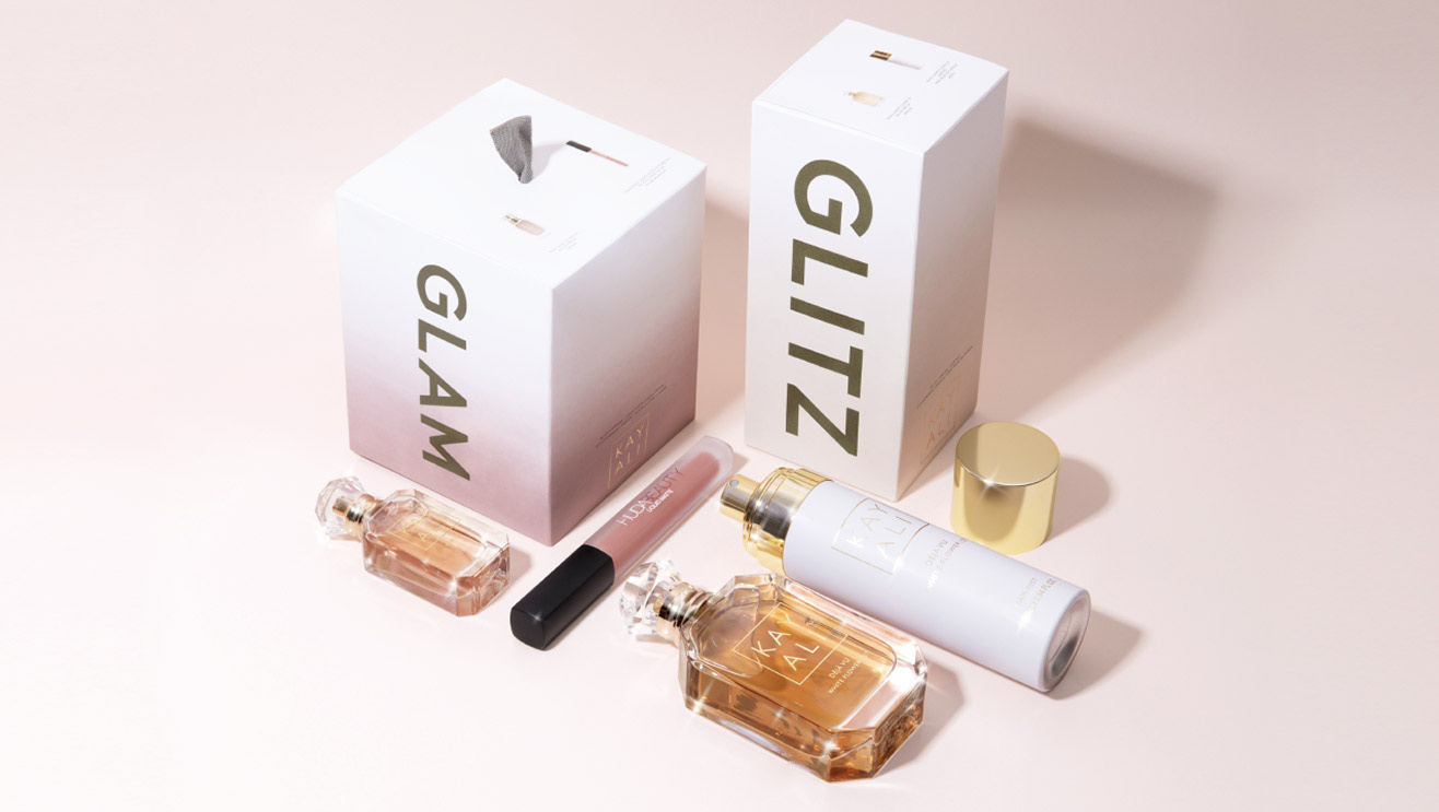 Festive fragrance sets
