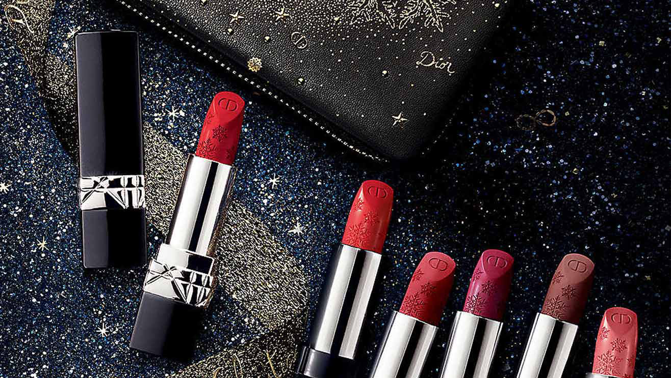 Dior's Golden Nights collection