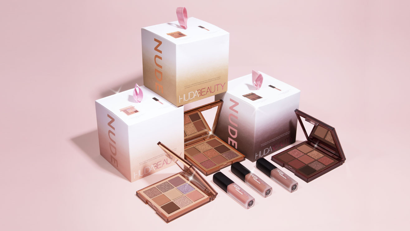 Huda Beauty Christmas Collection