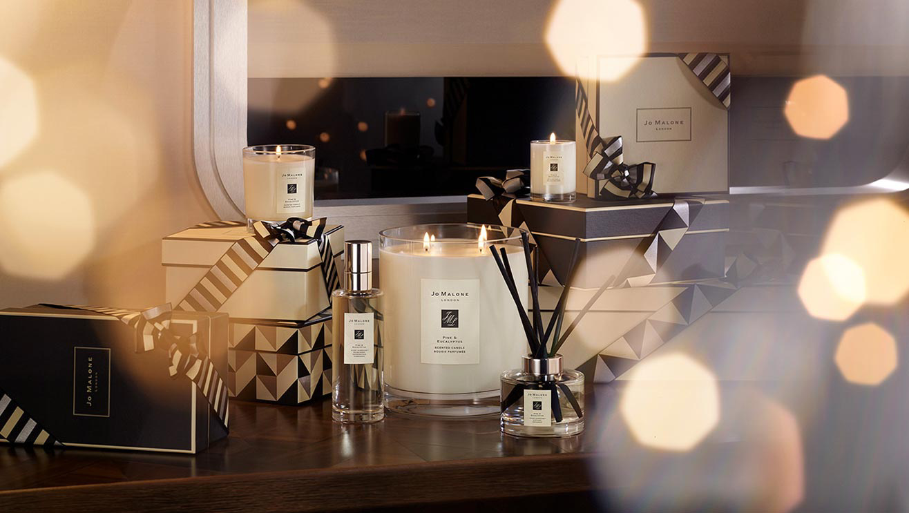 LUXURY HOME FRAGRANCE
