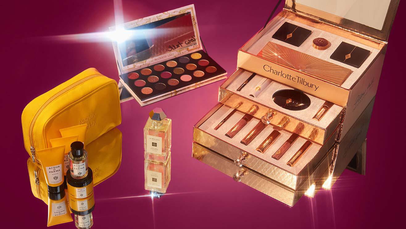 Selfridges 独家礼品,入选每位美妆爱好者的愿望清单