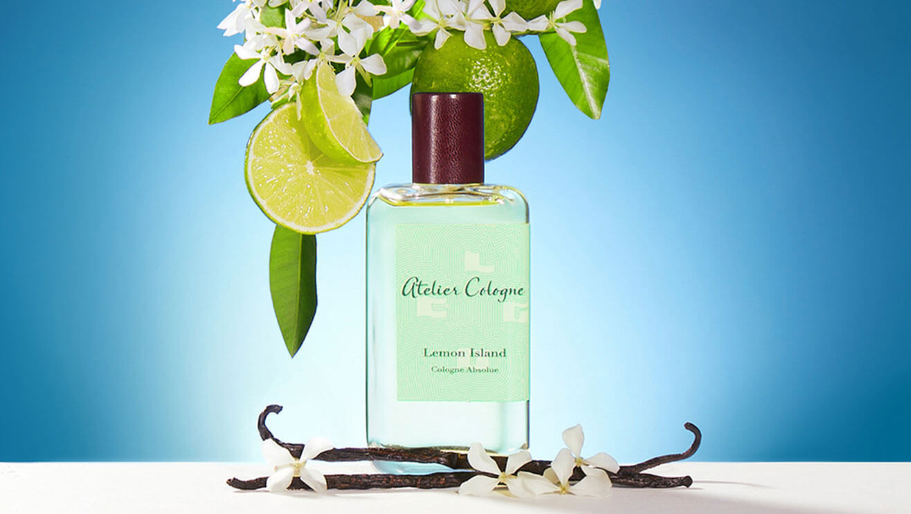 Discover the brand-new fragrance from Atelier Cologne