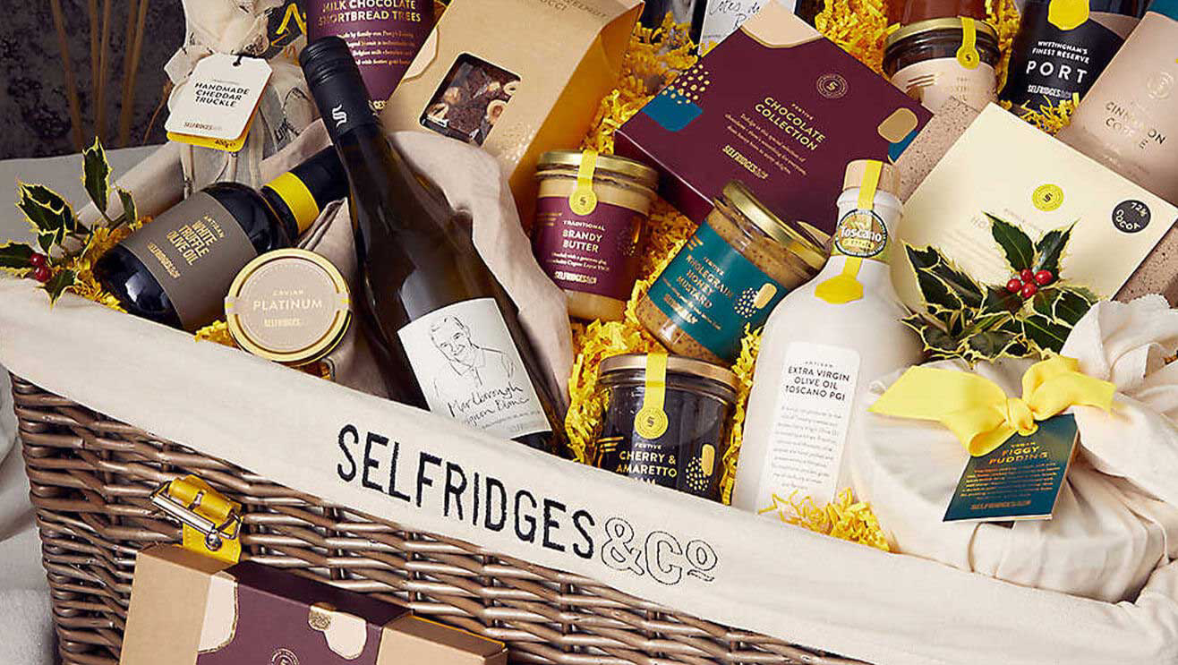 Find the perfect hamper