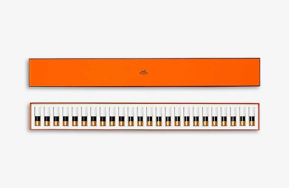 LIMITED EDITION: ROUGE HERMÈS PIANO LIPSTICK SET