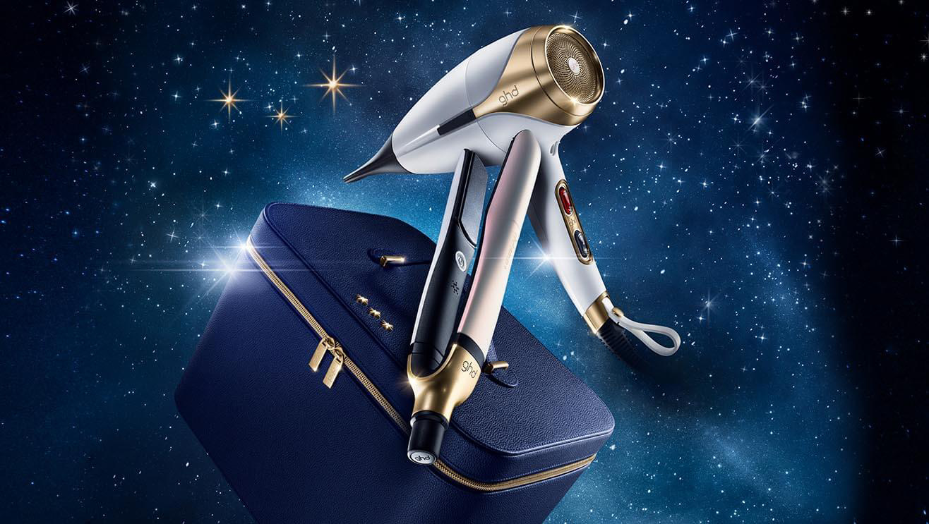 Brilliant beauty gifts from ghd