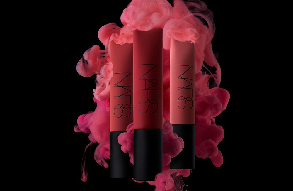 JUST LAUNCHED: NARS AIR MATTE LIP COLOR