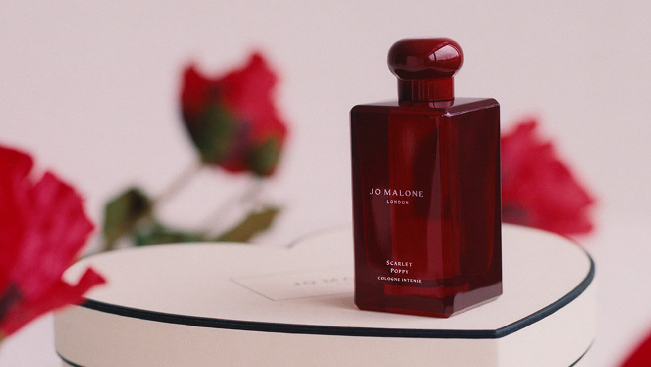 New in: Scarlet Poppy Cologne