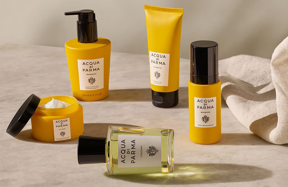 EXCLUSIVE: ACQUA DI PARMA BARBIERE