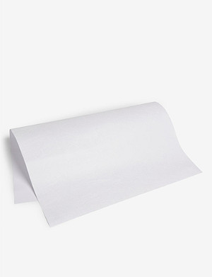 VIVID WRAP White Twist wrapping paper