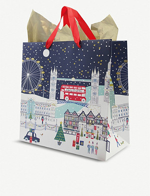 DEVA DESIGNS London large gift bag