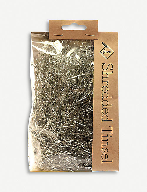 DEVA DESIGNS Shredded tinsel