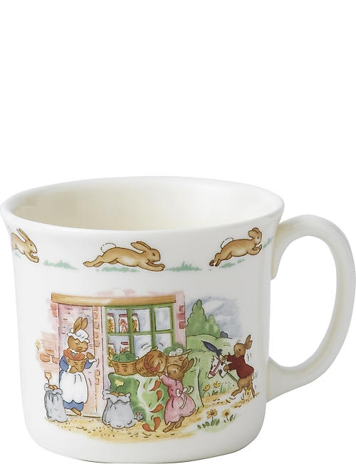 ROYAL DOULTON Bunnykins one-handled hug-a-mug