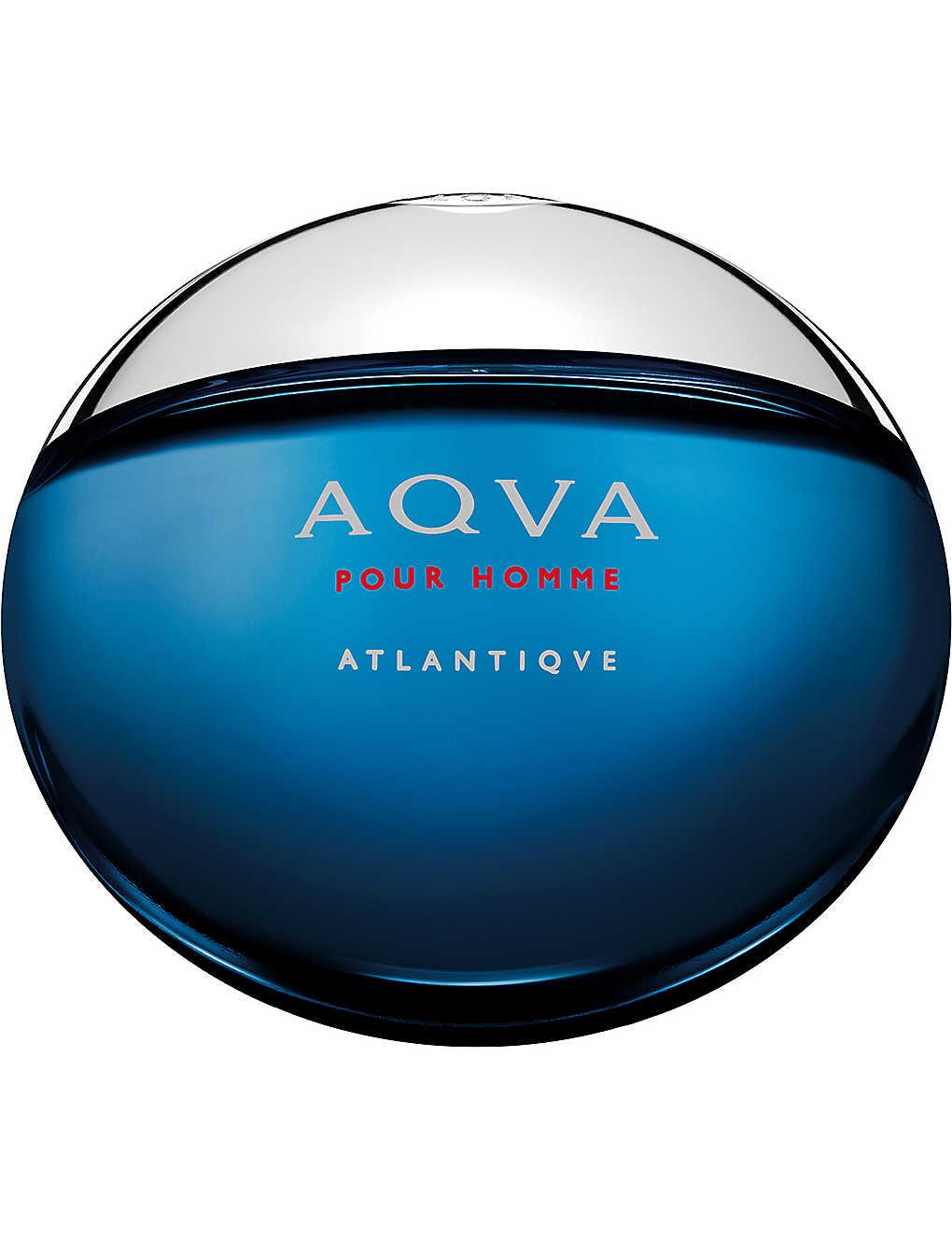 Bvlgari Aqva Pour Homme Atlantique Eau De Parfum Selfridgescomm