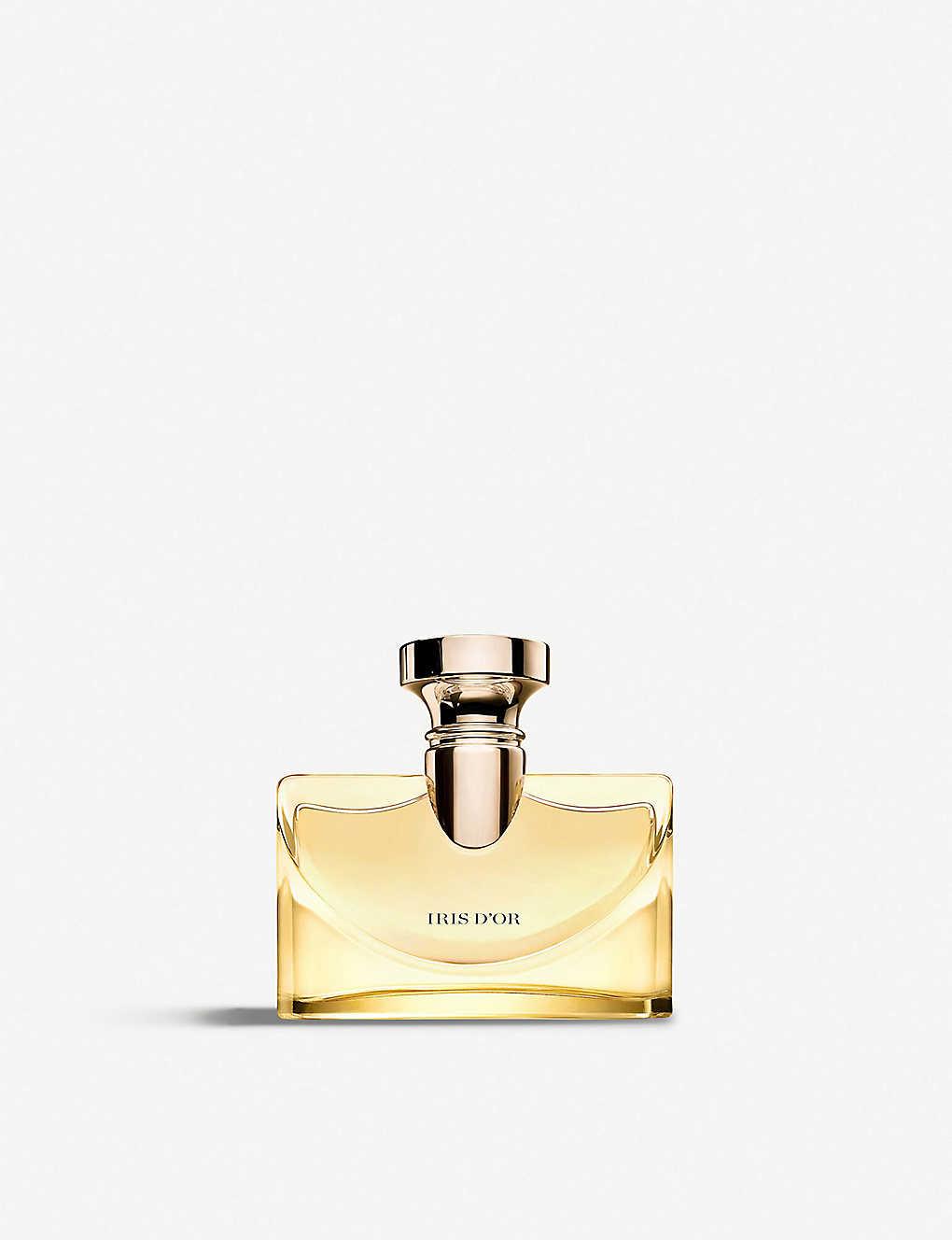 0d0531ee15aa BVLGARI - Splendida Iris d'Or eau de parfum 50ml | Selfridges.com