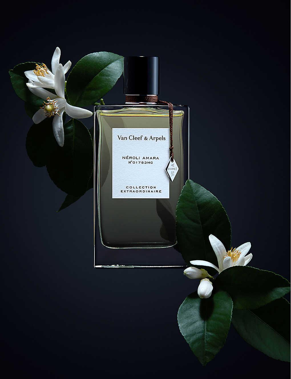 Van Cleef Arpels Neroli Amara Eau De Parfum 75ml Selfridgescom