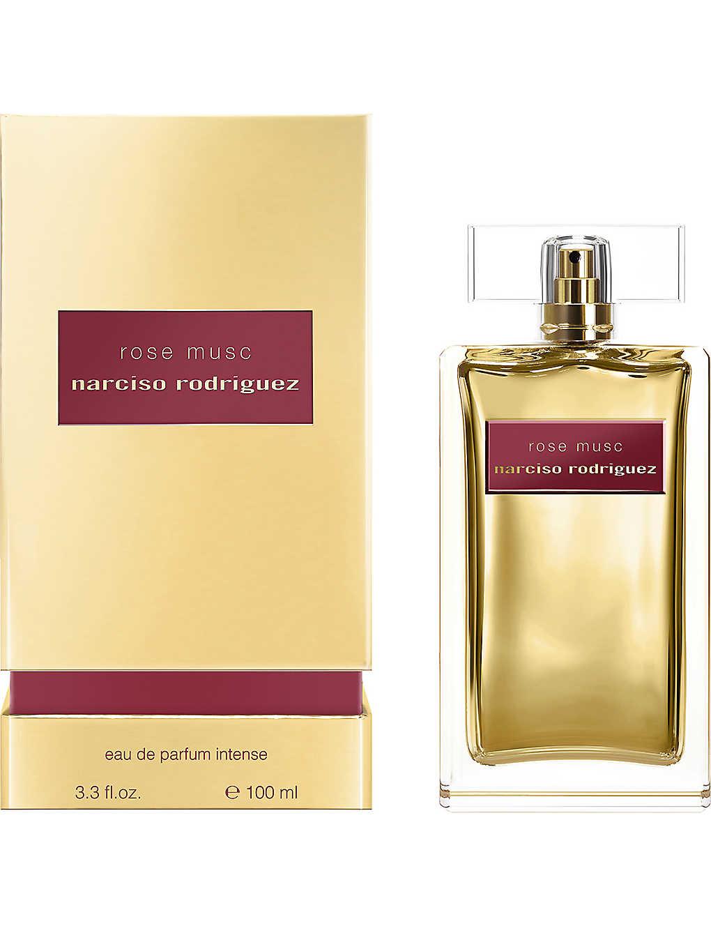077d6a5eb44 NARCISO RODRIGUEZ - Rose Musc Intense eau de parfum 100ml ...