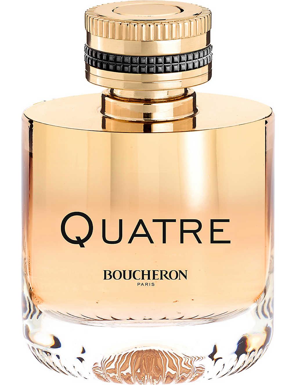 Boucheron 100ml De Quatre Intense Parfum Eau dthQCrs
