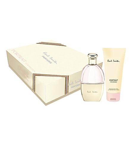 Paul 40ml Smith Parfum Portrait De Gift Women Set Eau For 0PkwOn