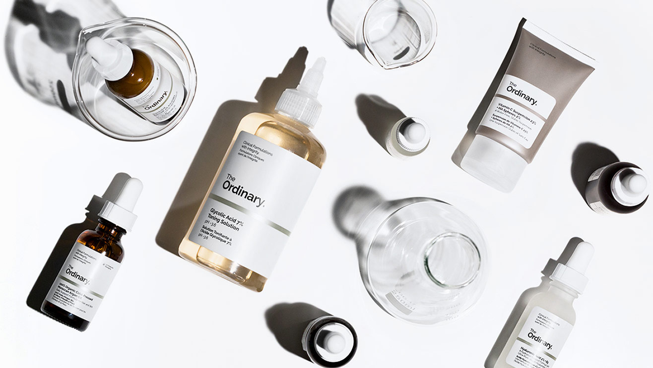 The Ordinary - explore the range