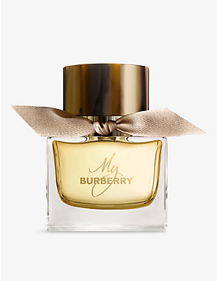 BURBERRY:My BURBERRY 香水