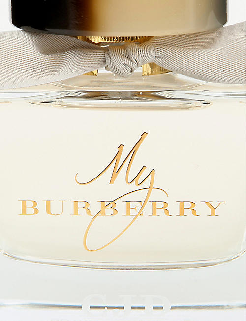 BURBERRY My Burberry eau de toilette 90ml