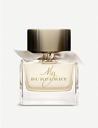 BURBERRY: My Burberry eau de toilette 50ml
